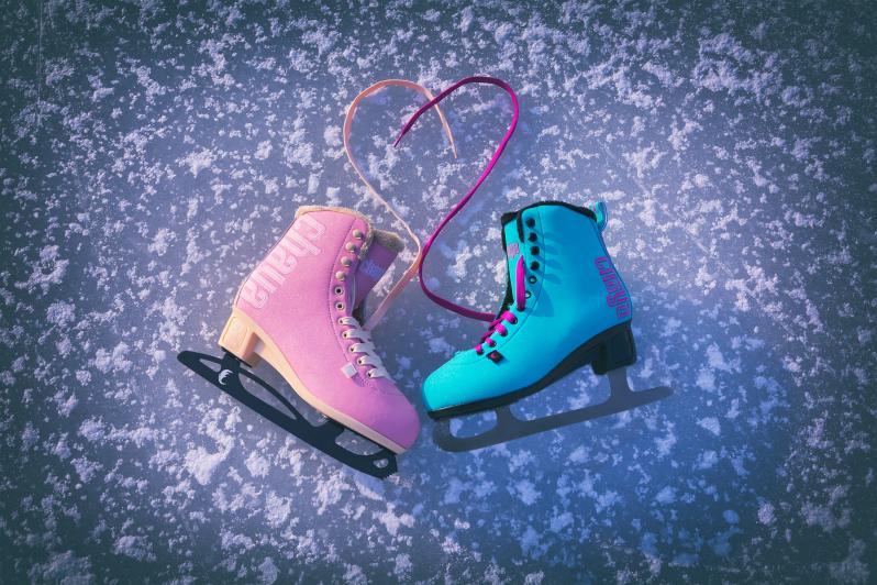 Chaya Figure Ice Skates