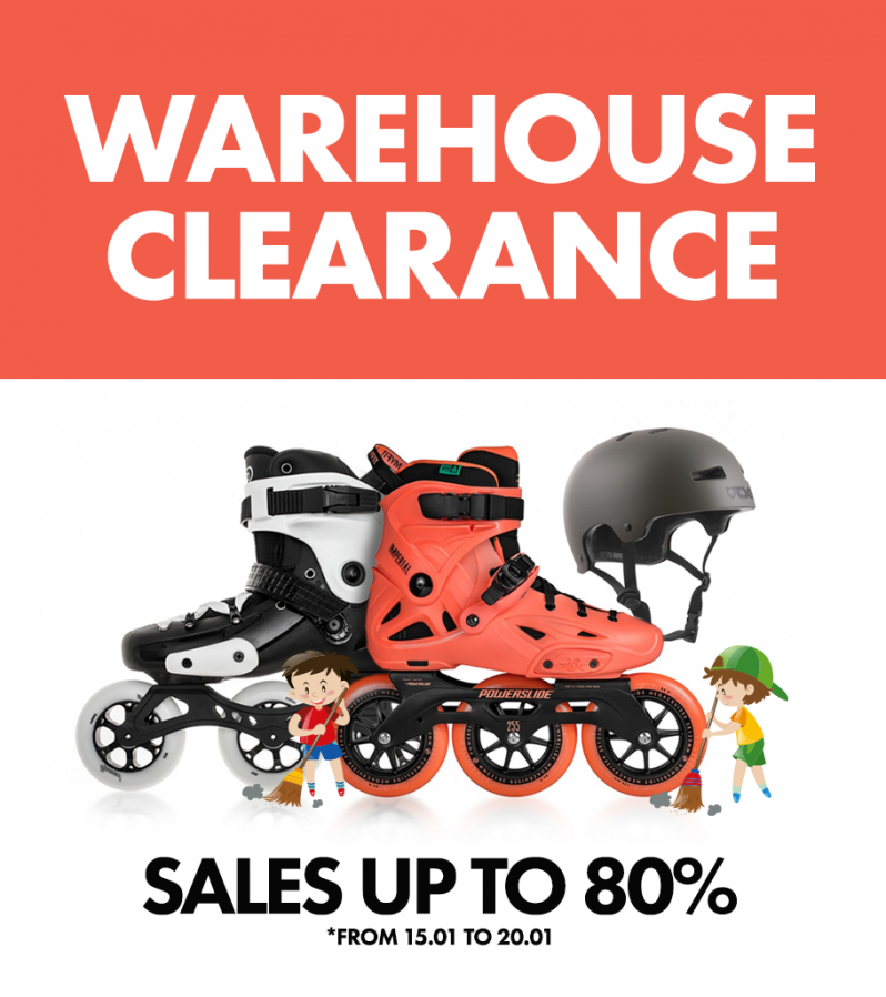 Big Sale - Warehouse Clearance!