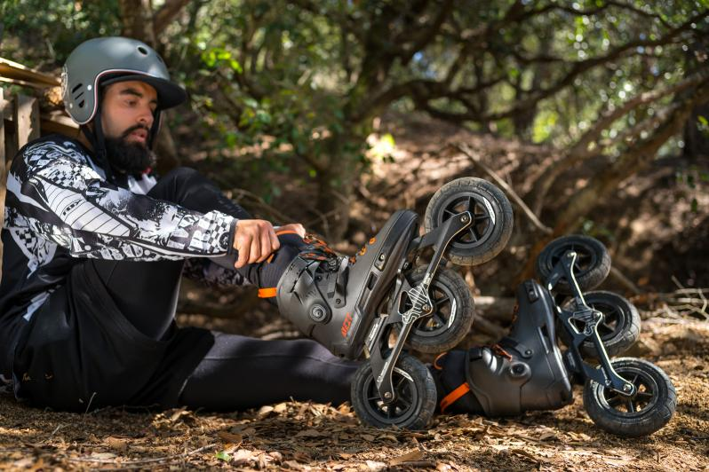 Powerslide - Next Off-road inline skates - which one to choose?