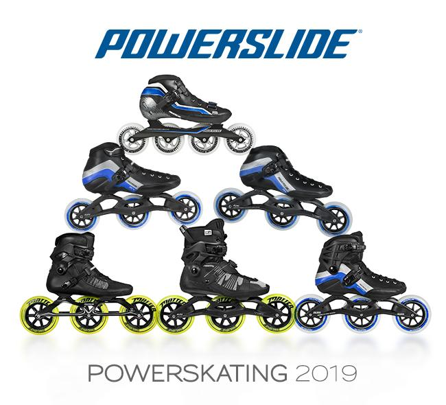What Powerskating is - Powerslide 2019 collection