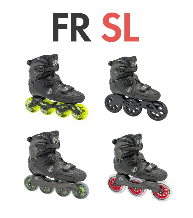 New models of FR - SL skates available now!