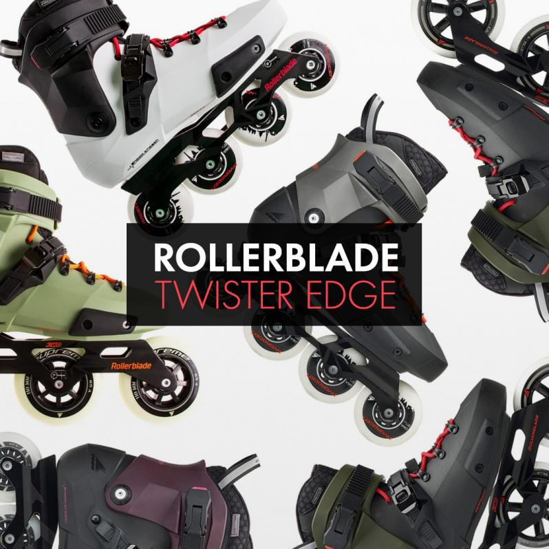 Rollerblade - Twister Edge - 2019 Collection