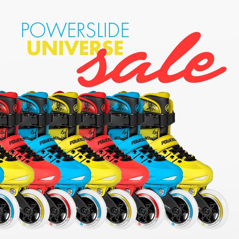 Powerslide - Universe Junior skates on SALE!