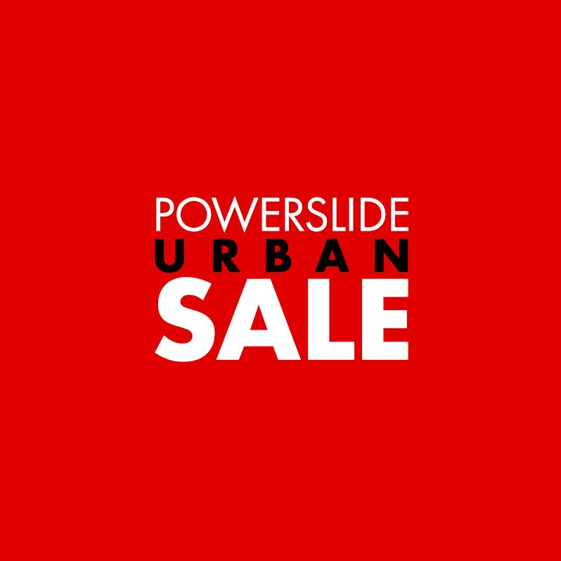 Powerslide Urban skates for slalom and cruising on SALE!