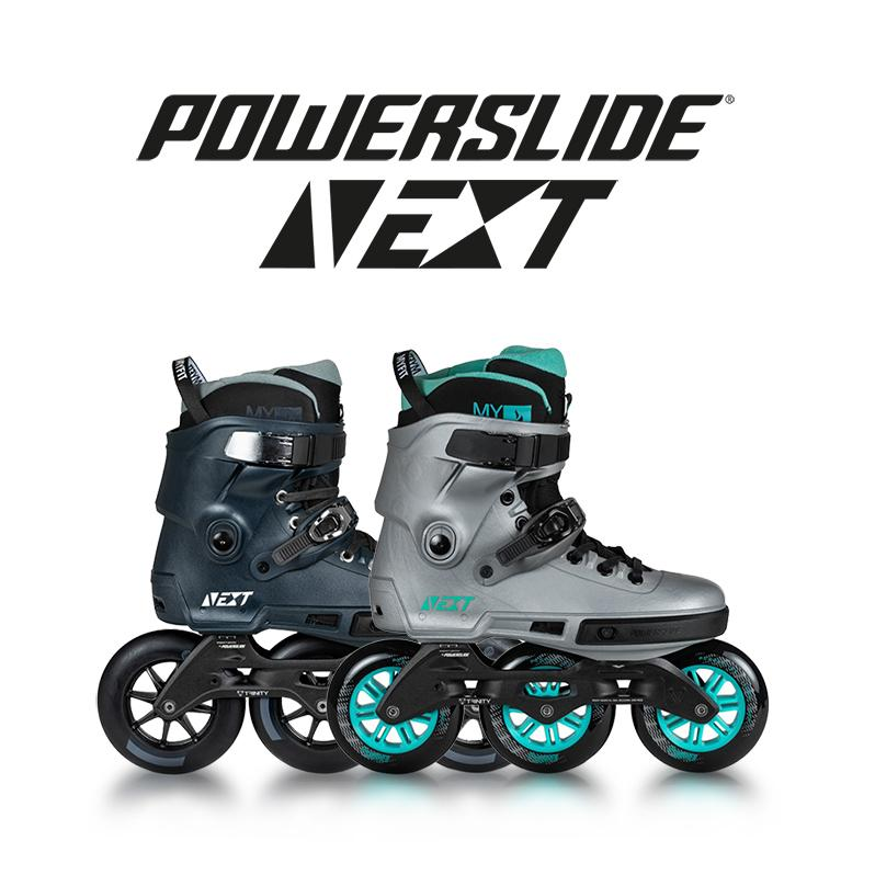 New models of Powerslide - Next skates - what are the changes?