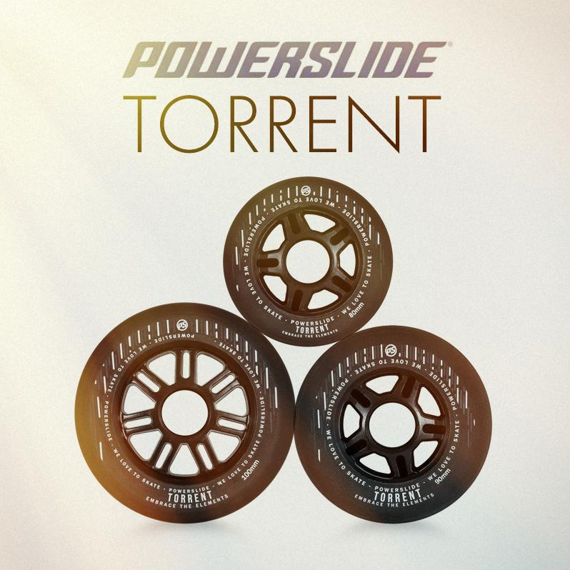 How to skate in rain - Powerslide Torrent Wheels