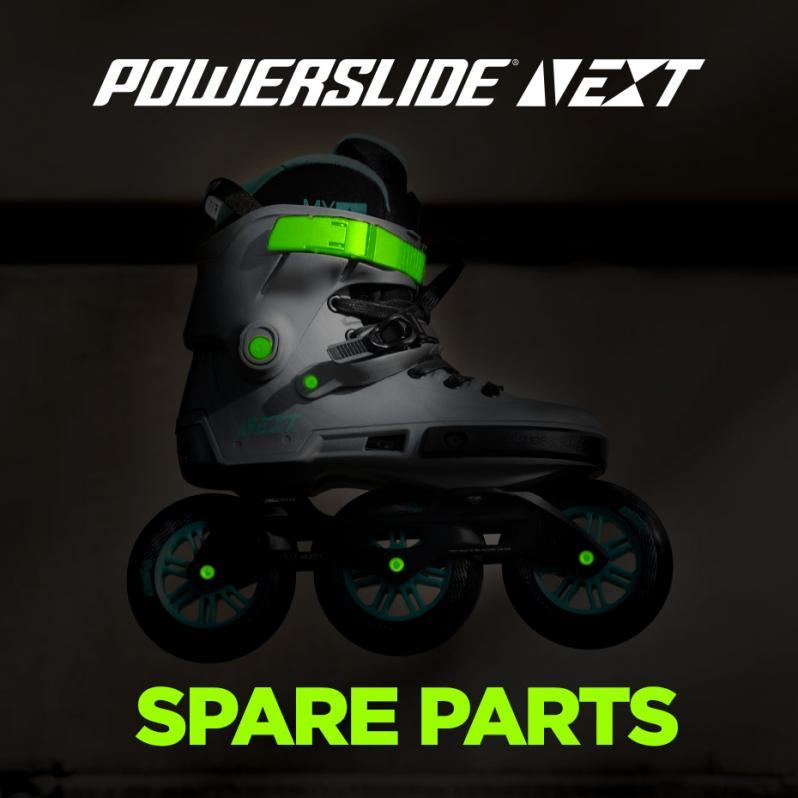Powerslide Next - List of Spare Parts
