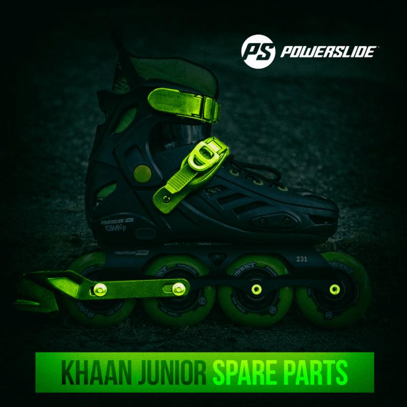 Powerslide Khaan Junior - List of Spare Parts