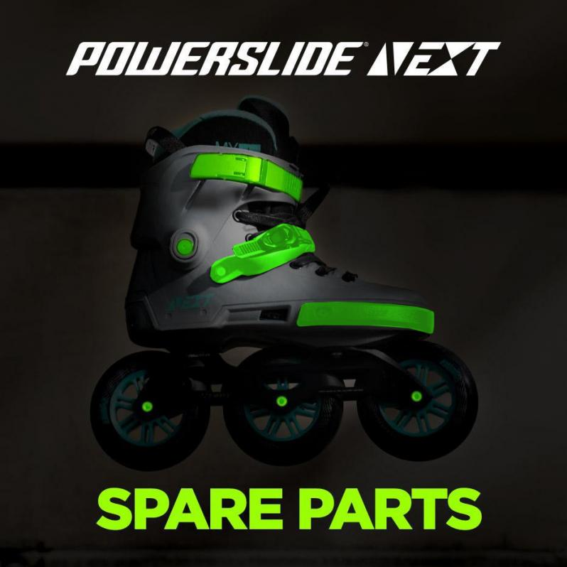 Powerslide Next - List of Spare Parts