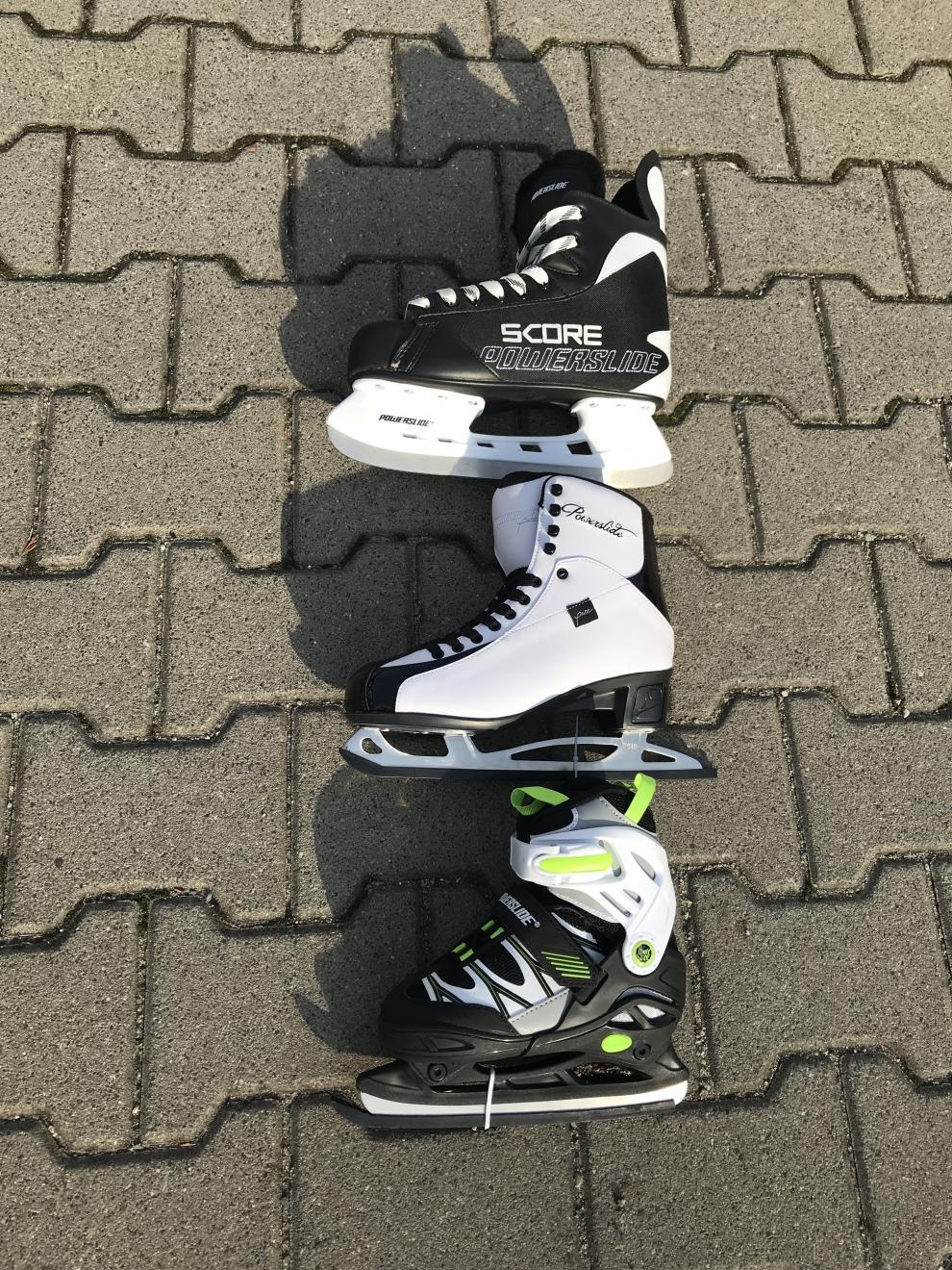 Cheap Ex-Display Ice Skates