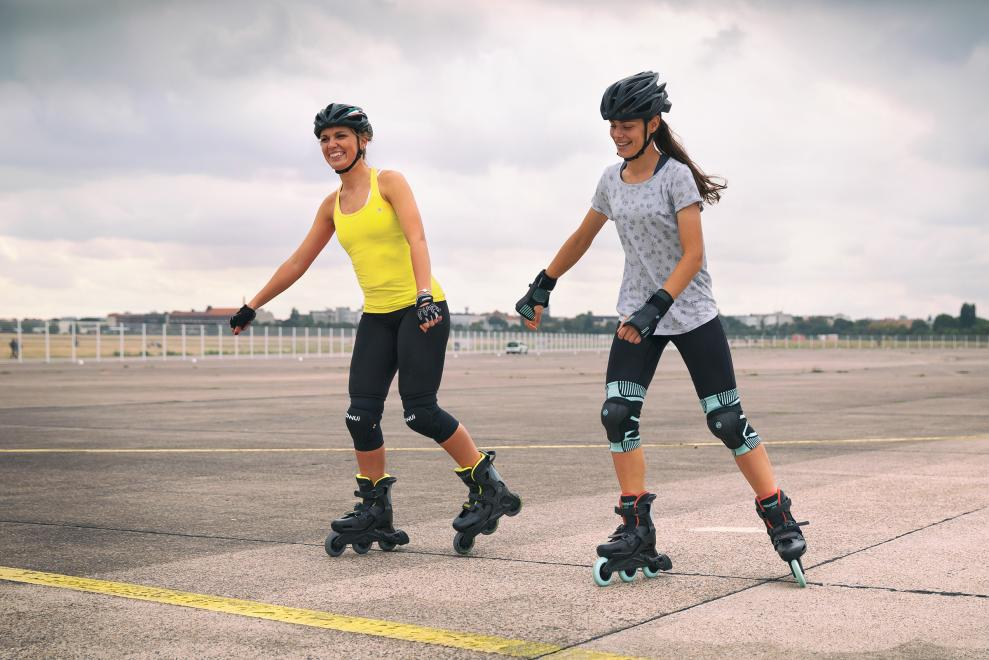 Adjustable fitness skates for adults - Powerslide Wave
