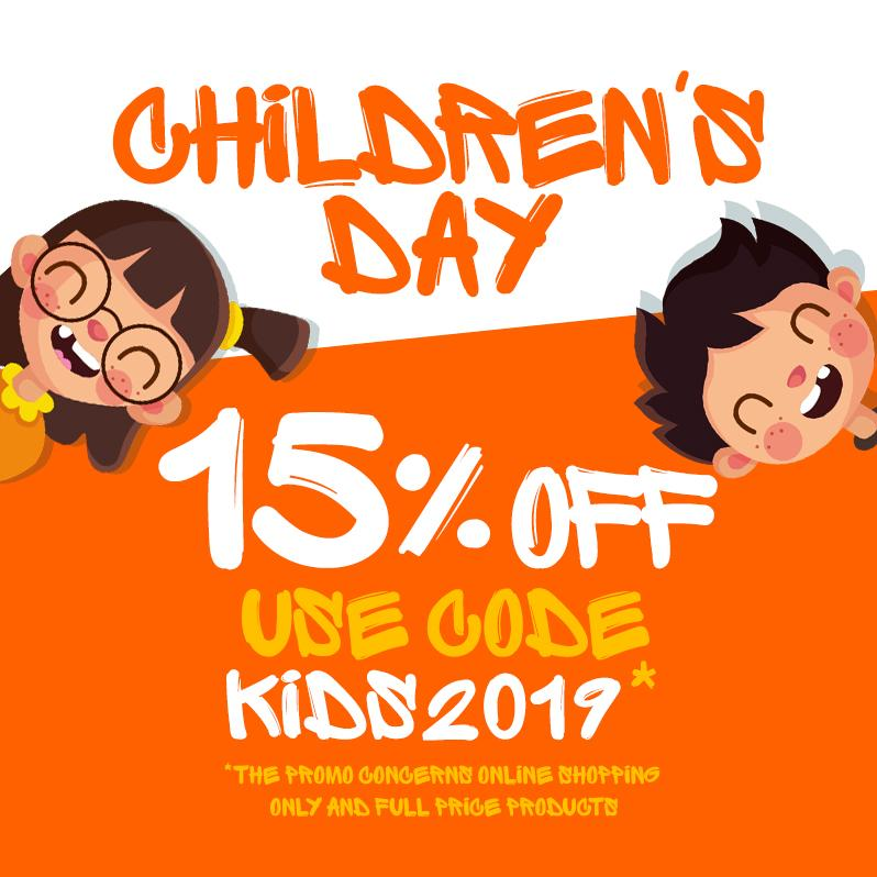 Children's Day 2019 Deal!