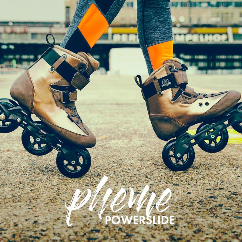 New Powerslide - Pheme fitness skates designed for women only