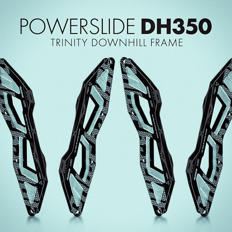 New Powerslide Downhill frame for Trinity Mounting - DH350