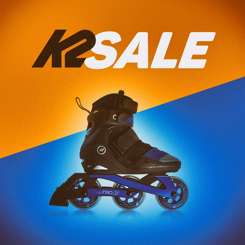K2 2019 skates and accessories sale