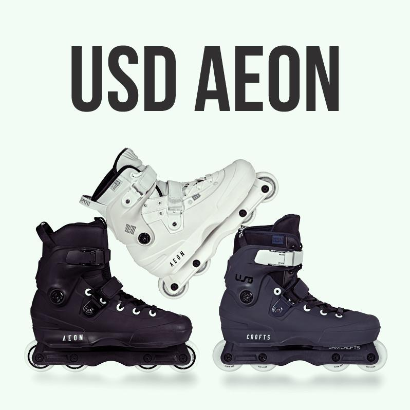USD - Aeon 2019 skates are now in stock