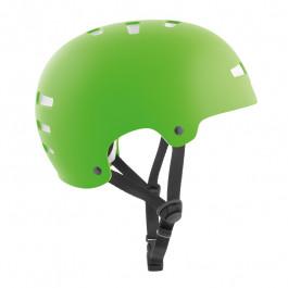 TSG - Evolution Helmet - Flat Lime Green