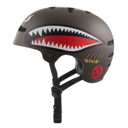 TSG - Evolution Helmet - Tiger Jet