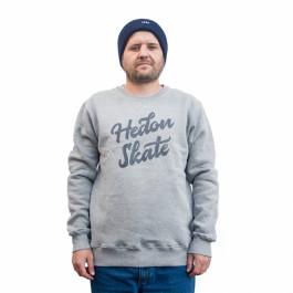 Hedonskate - Handwritten Sweater 2019 - Grey