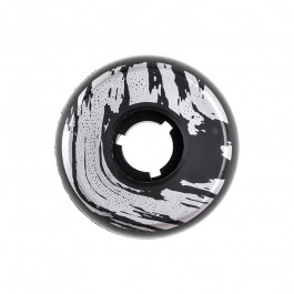 Dead - Team 58mm/95a - Black/Silver Ring