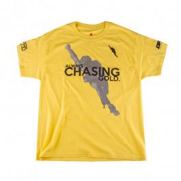 DP52 - DP52 T-shirt - Żółty