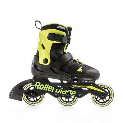 Skates - Rollerblade - Microblade 3WD Inline Skates - Photo 1