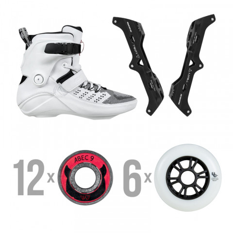 Skates - Powerslide - Swell - Nexus/Undercover Custom Inline Skates - Photo 1
