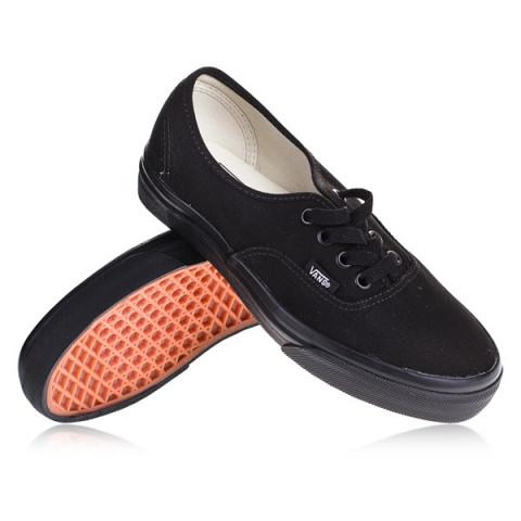 Vans Classic Authentic triple black sneakers