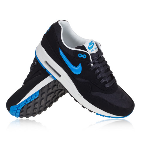 Nike Air Max 1 Premium BlackBlue Hero Black Sail