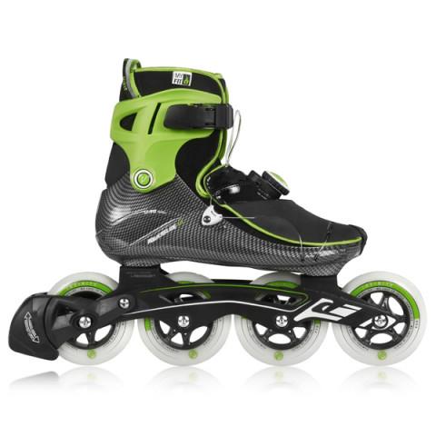 Skates - Powerslide - Vi Adrenaline Men 2015 Inline Skates - Photo 1
