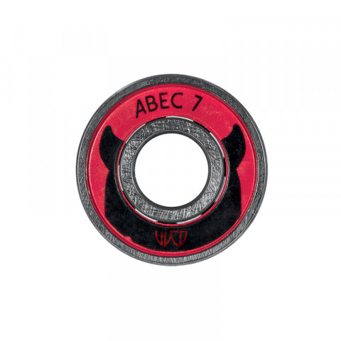 Bearings - Wicked - Abec 7 Freespin 608 - Inline - Photo 1