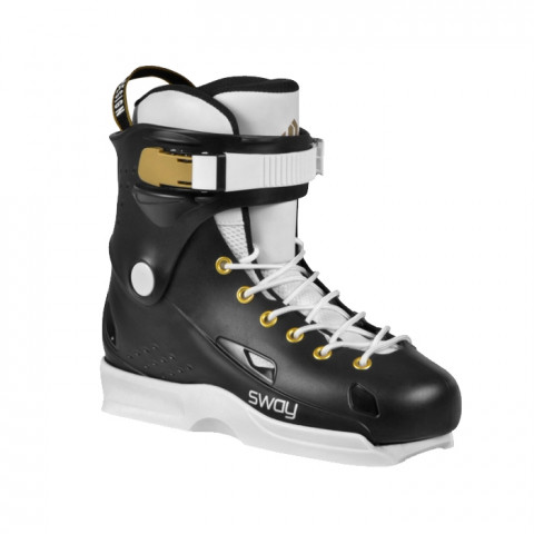 Skates - USD - Sway Team II - Boot Only Inline Skates - Photo 1