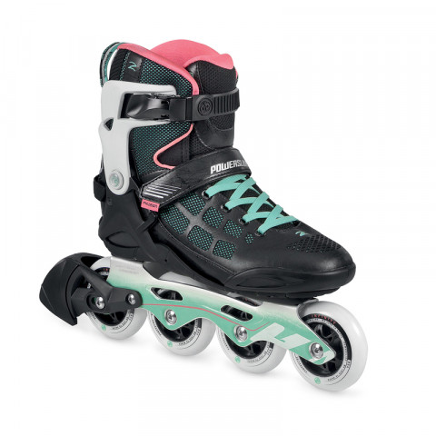 Skates - Powerslide - Phuzion Epsilon Women 2016 Inline Skates - Photo 1