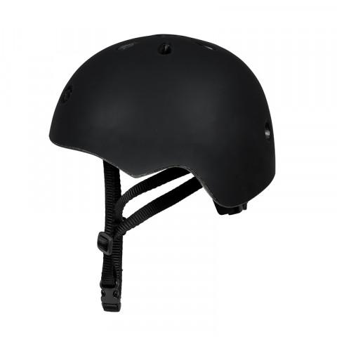 Helmets - Powerslide - Allround Kids Helmet - Black Helmet - Photo 1
