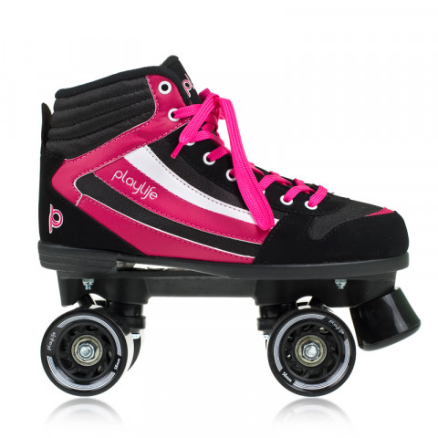 Quads - Playlife - Groove - Black/Pink - Photo 1