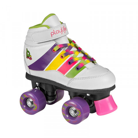 Quads - Playlife - Kids Groove - White - Photo 1