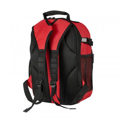 Powerslide - Fitness Backpack - Red