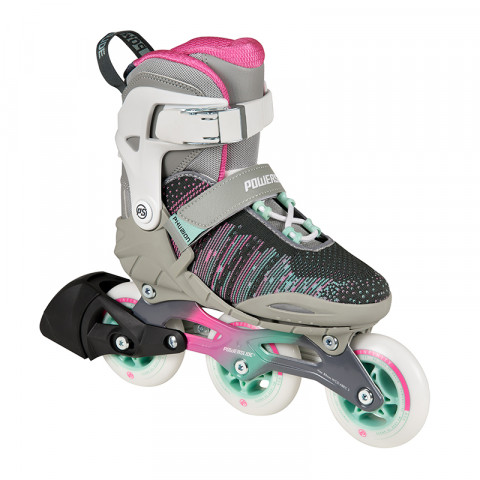 Skates - Powerslide - Phuzion Galaxy 2017 - Girls Inline Skates - Photo 1