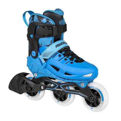 Skates - Powerslide - Phuzion Universe - Blue Inline Skates - Photo 1