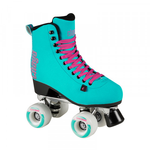 Quads - Chaya - Melrose Deluxe - Turquoise - Photo 1