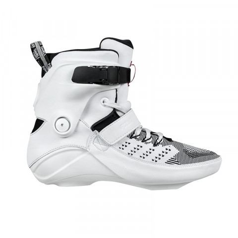 Skates - Powerslide - Swell - Ultra White Boot Only Inline Skates - Photo 1
