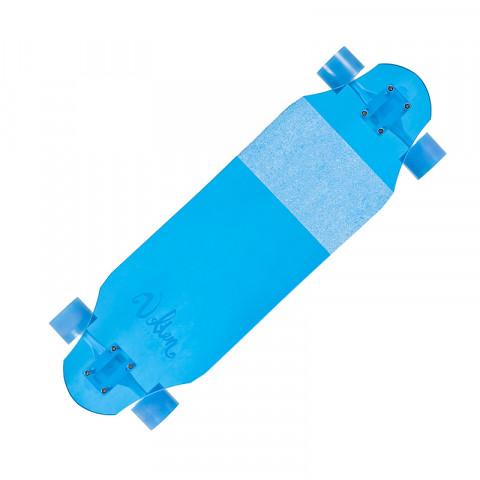 Longboards - Volten - Ice Freeride Longboard - Blue - Photo 1