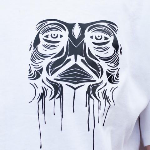Kaltik - Drip Face T-shirt
