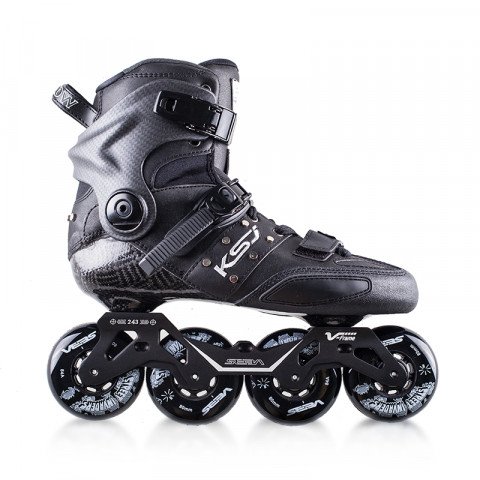 Skates - Seba - KSJ Shadow Inline Skates - Photo 1