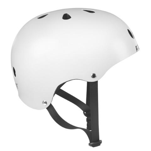 Helmets - Powerslide - Allround Stunt Helmet - White Helmet - Photo 1