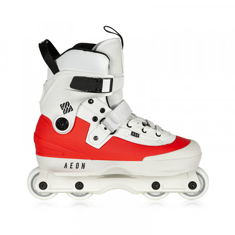 Skates - Usd - Aeon 60 LE - Team Duo Red Inline Skates - Photo 1
