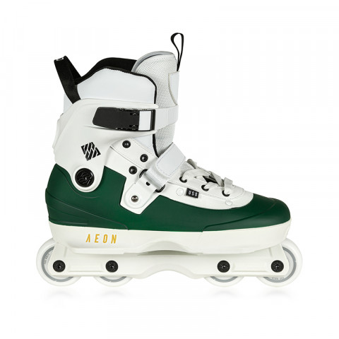 Skates - Usd - Aeon 60mm LE - Team Duo Green Inline Skates - Photo 1