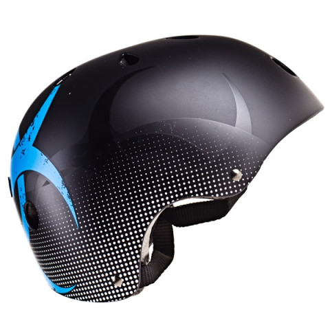 Helmets - Powerslide - Biohazard Helmet - Black Helmet - Photo 1