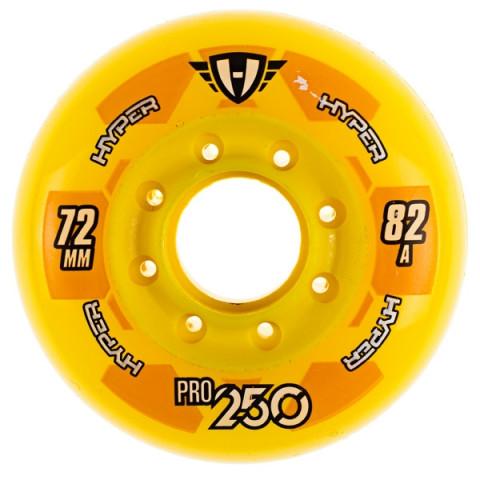 Wheels - Hyper - Pro 250 72mm/82a - Yellow - Photo 1