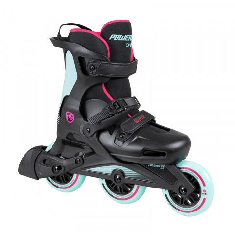 Powerslide - One Wave Women - Black/Mint